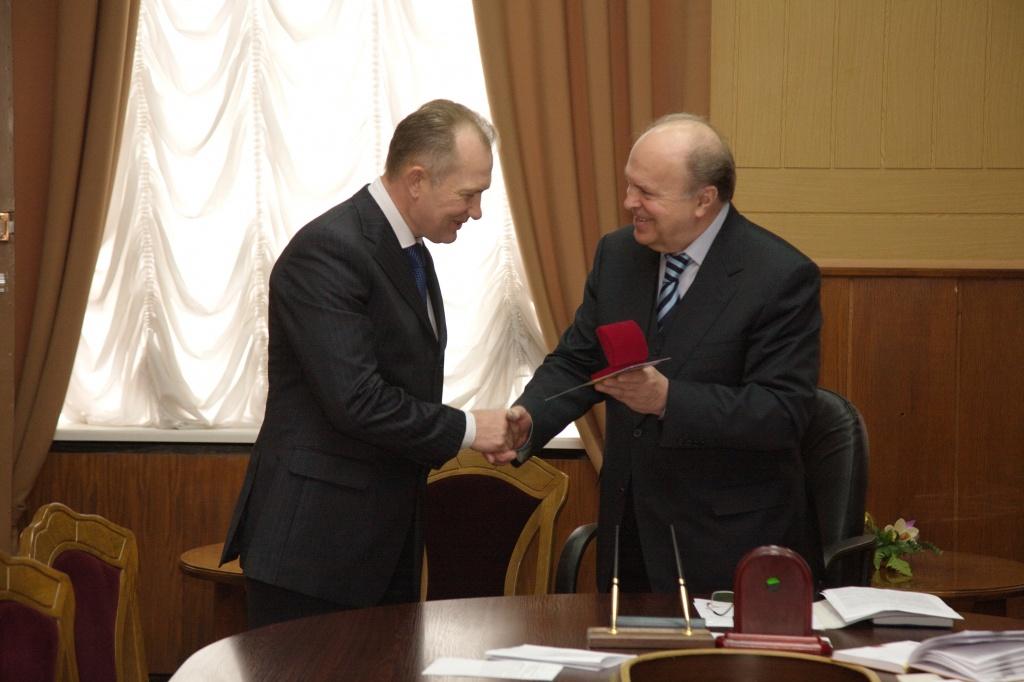 Нагородження Риженко С.А.